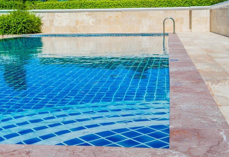 OYO 36224 Aloha Inn Alibag Resort, Alibaug, Pool