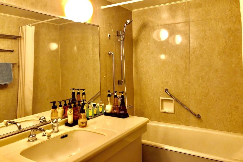 Tradičná izba (Japanese Style, Run of House) - Kúpeľňa