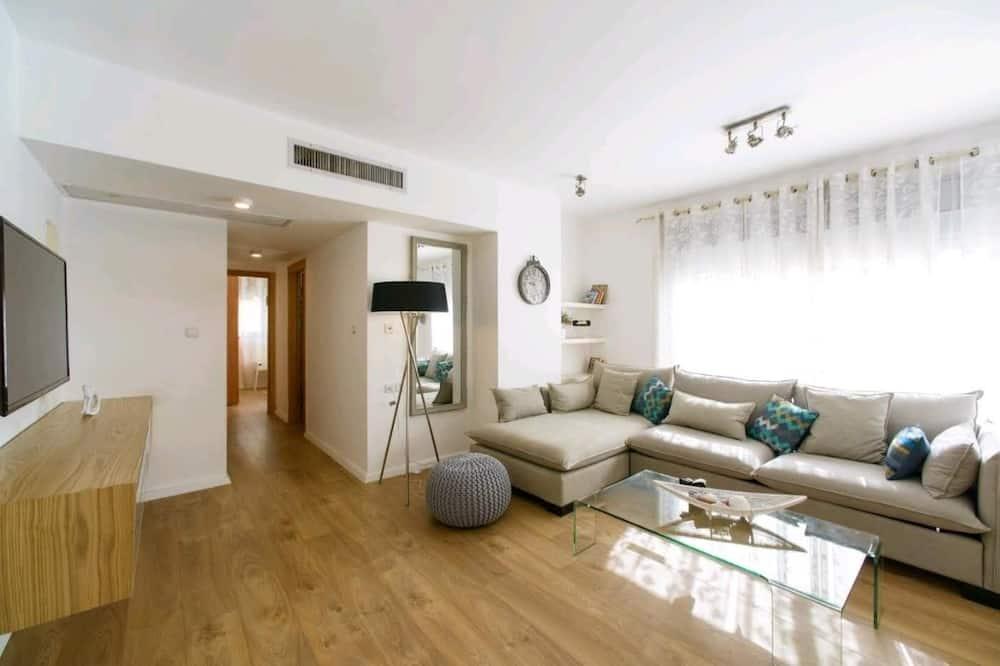 Klassiek appartement - Woonkamer