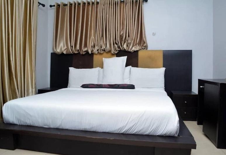 優雅飯店, 拉各斯, 經典雙人房, 客房