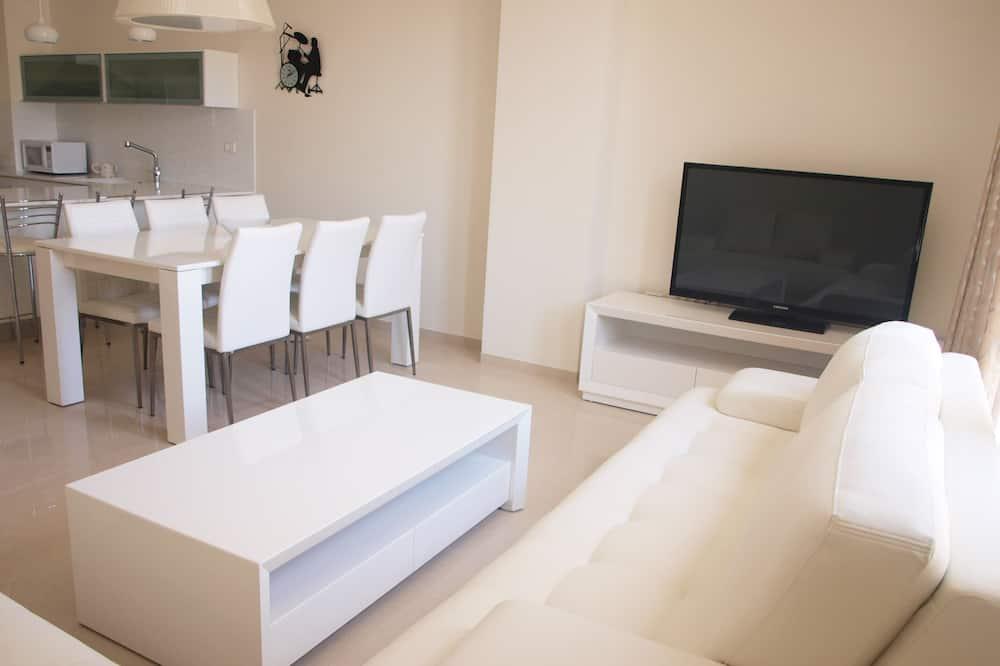 Apartmán typu City (MBH2) - Obývací prostor