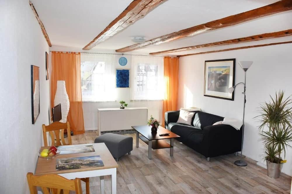 Standard Condo (Apartment 5) - Living Room