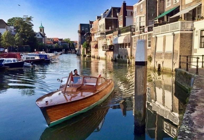 Arthouse B&B Dordrecht, Ντόρντρεχτ, Βόλτα με βάρκα