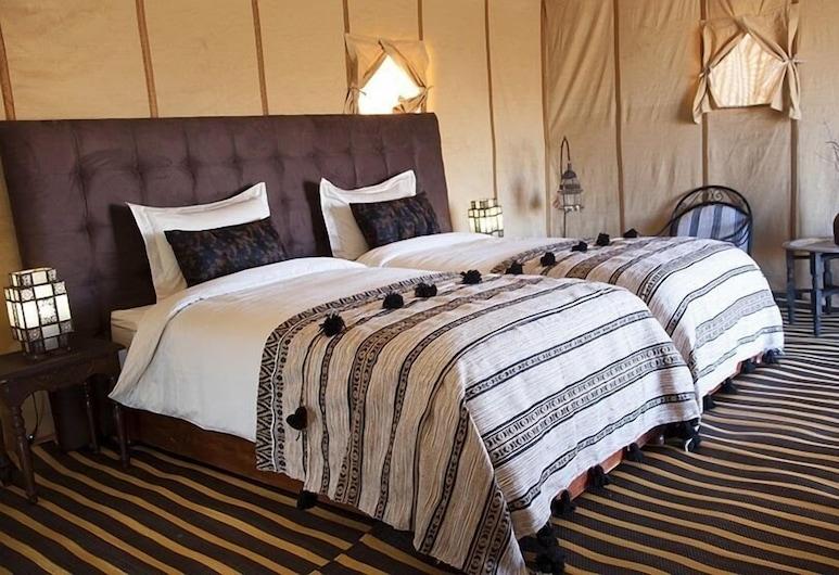 Merzouga Luxury Desert Camps, Taouz, Tienda de lujo, Habitación