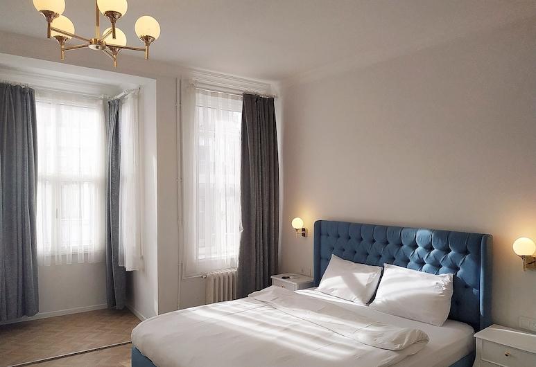瓦納飯店, 伊斯坦堡, 標準雙人房, 客房