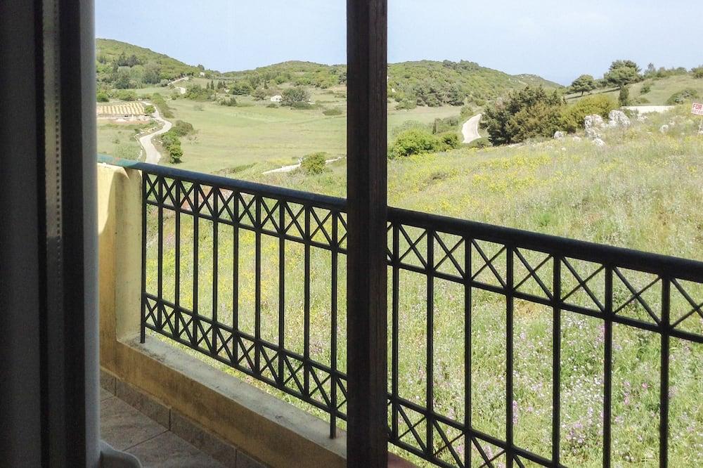 Будинок, 3 спальні, з видом на гори - Балкон