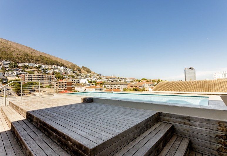 305 The Odyssey Green Point, Cape Town, Rooftop Pool
