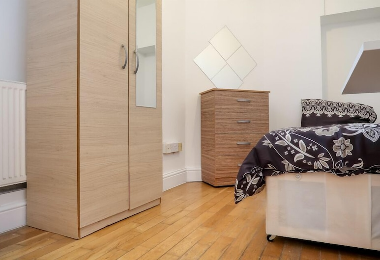 Sidney Street B - Deluxe Single Room 4, London, Apartment (1 Bedroom), Zimmer