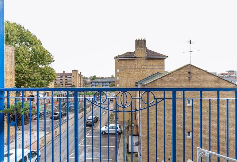 步行道酒店 - 豪華旅館 1, 倫敦, 公寓 (1 Bedroom), 露台