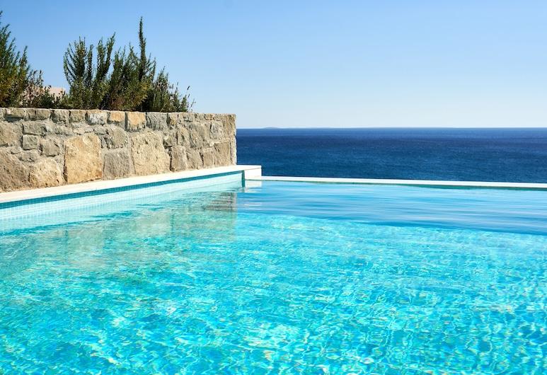 Enorme Santanna Beach, Ierapetra, Infinity Pool