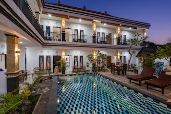 藍夢島峇里倫邦岸努沙森塔納飯店的相片
