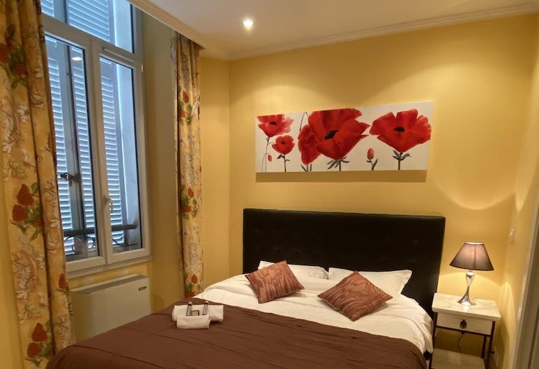 Cannes Holiday Suites, Cannes, Standaard appartement, 1 slaapkamer, Kamer