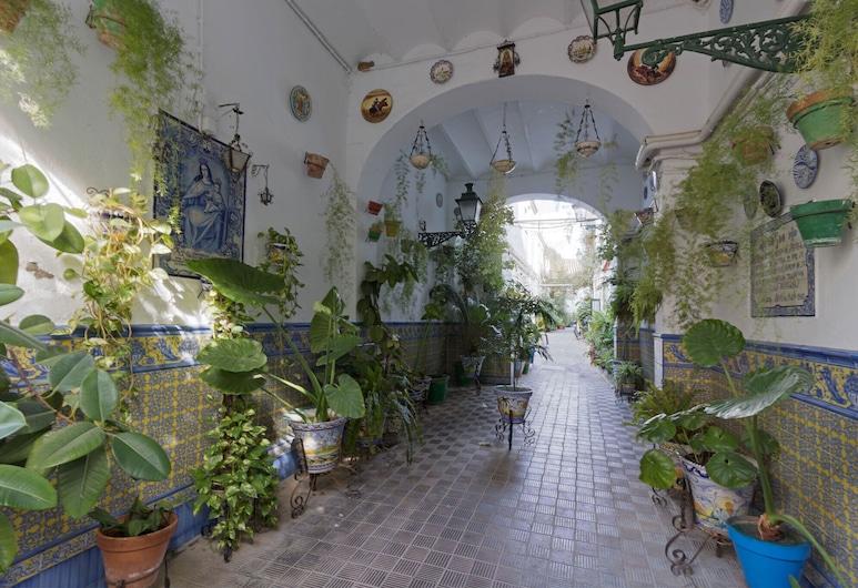 Apartamento Triana Patio Suite, Seville, Vstup do zariadenia