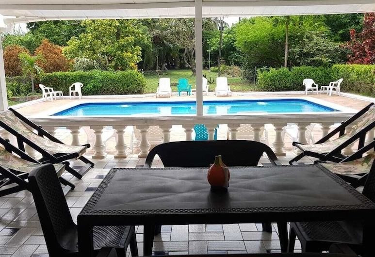 Coral House, San Andres, Terrace/Patio