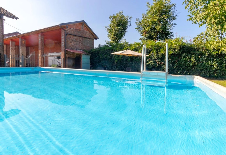 Apartment With 2 Bedrooms in Vicolungo, With Shared Pool, Enclosed Garden and Wifi, Vicolungo