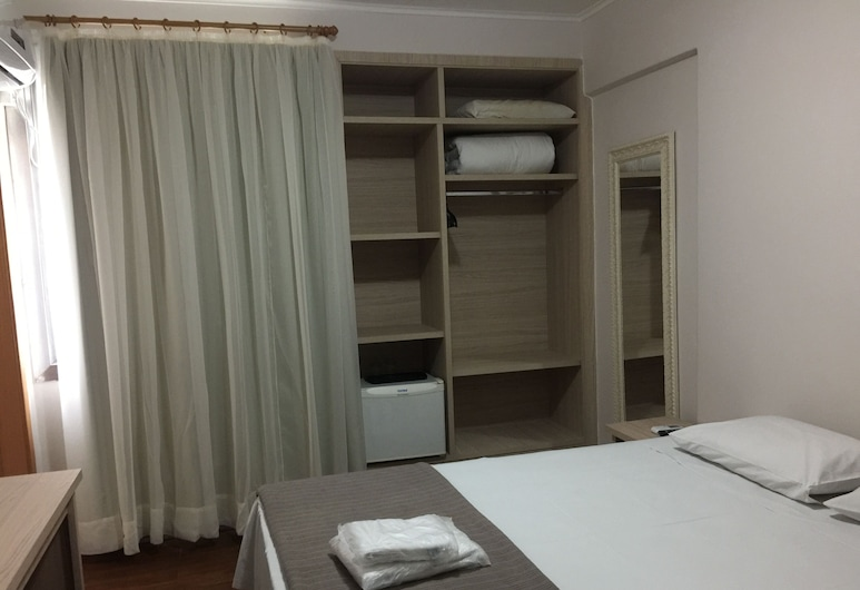 Fenix Bom Retiro, סאו פאולו, חדר סטנדרט זוגי, חדר אורחים