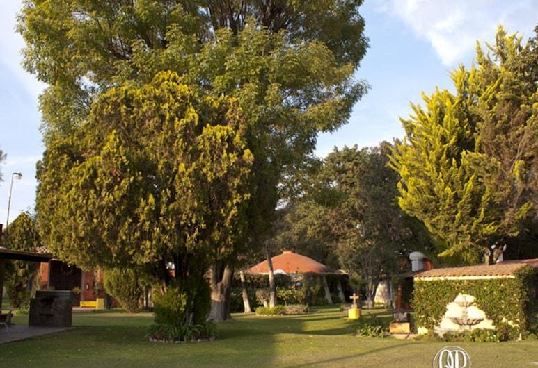 Cabañas Quinta Patricia, Tequisquiapan, Hotel Interior