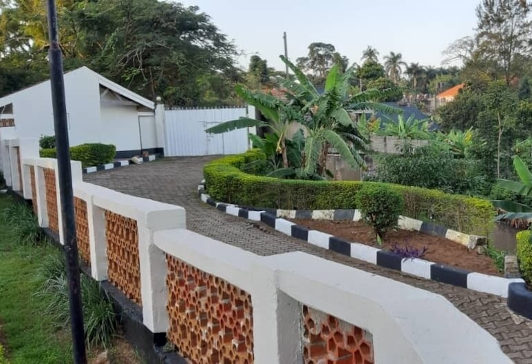 OKRA HOUSE Entebbe, Entebbe, Vrt