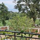 Liukso klasės dvivietis kambarys, vaizdas į sodą - Vaizdas į sodą