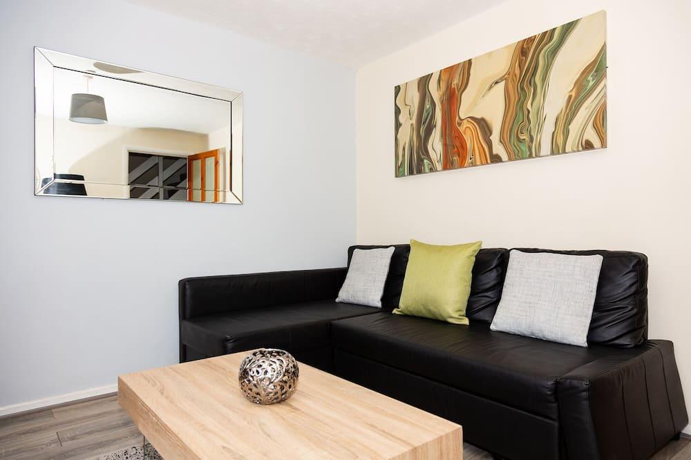 Dzīvokļnumurs ar papildu ērtībām, privāta vannasistaba - Galvenais attēls