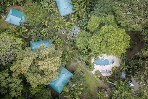 愛妮島泳池花園旅館/