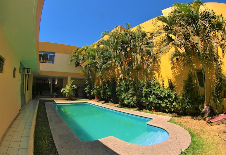 Hotel América Colima, Colima, Pool