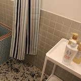 Gemeinsamer Schlafsaal, Nur Männer (for 4 Guests, Bunk Bed) - Badezimmer