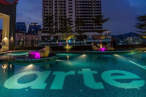 吉隆坡中城藝術普拉斯法夫空間飯店/