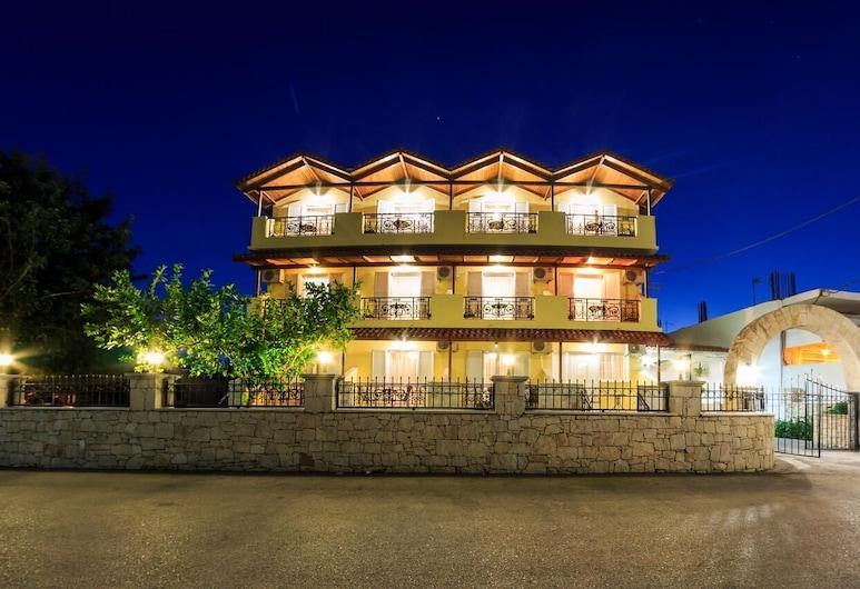 Zante Bay Studios, Ζάκυνθος, Πρόσοψη ξενοδοχείου - βράδυ/νύχτα