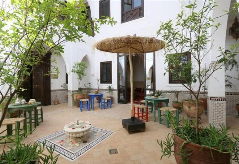 里亞德歐姆庫圖卜酒店, 馬拉喀什