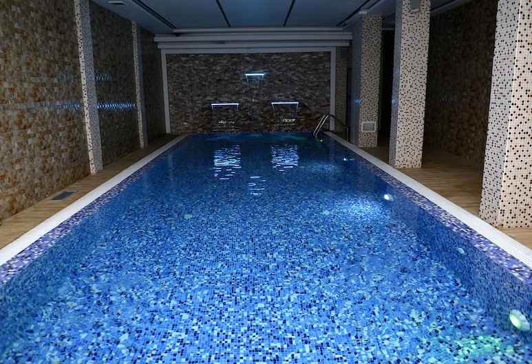 Hotel Amsterdam, Αλγέρι, Εσωτερική πισίνα