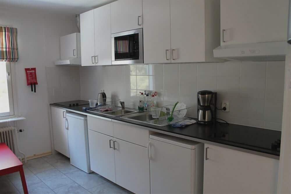 غرفة ديلوكس - مطبخ مشترك