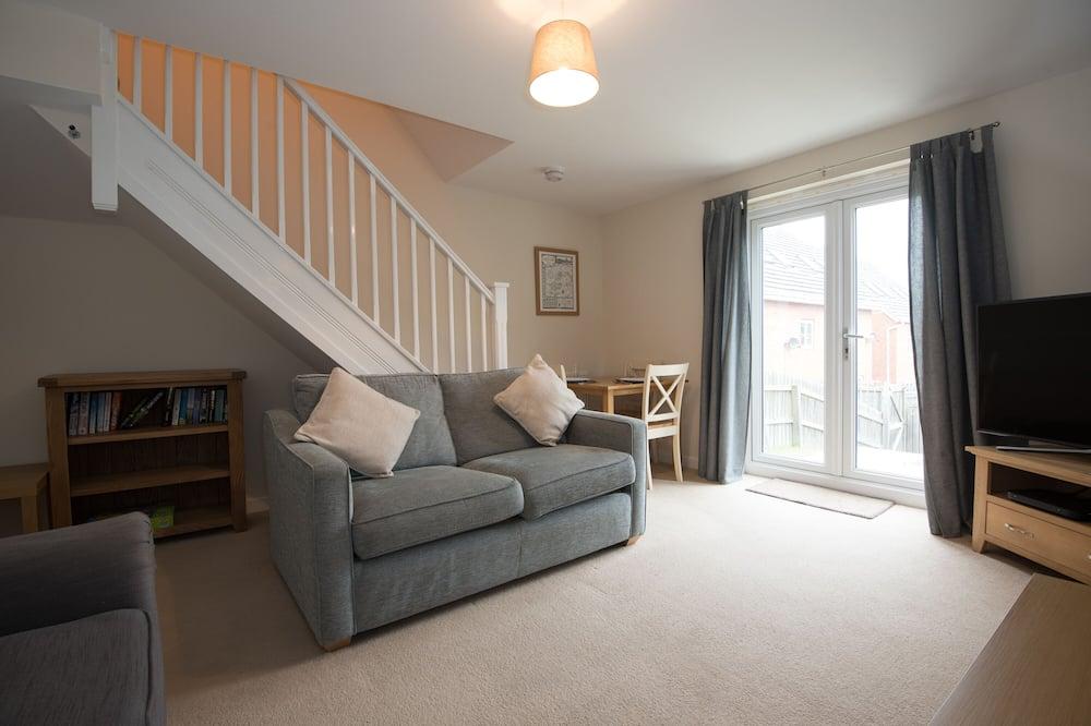 Domek, 2 ložnice - Obývací pokoj