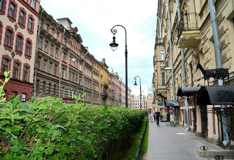 Boho Home Hotel, Petrohrad