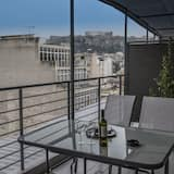 Departamento, balcón (Acropolis View) - Balcón