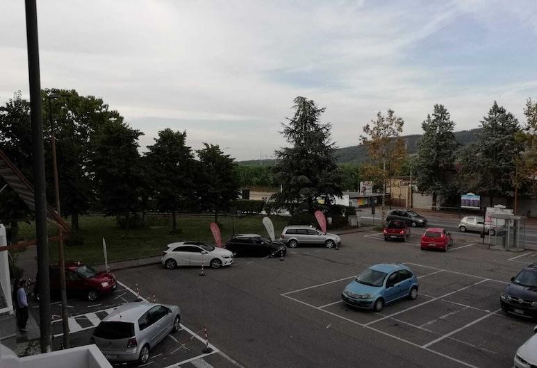 Good Morning Shopping, Serravalle Scrivia, Ingresso hotel