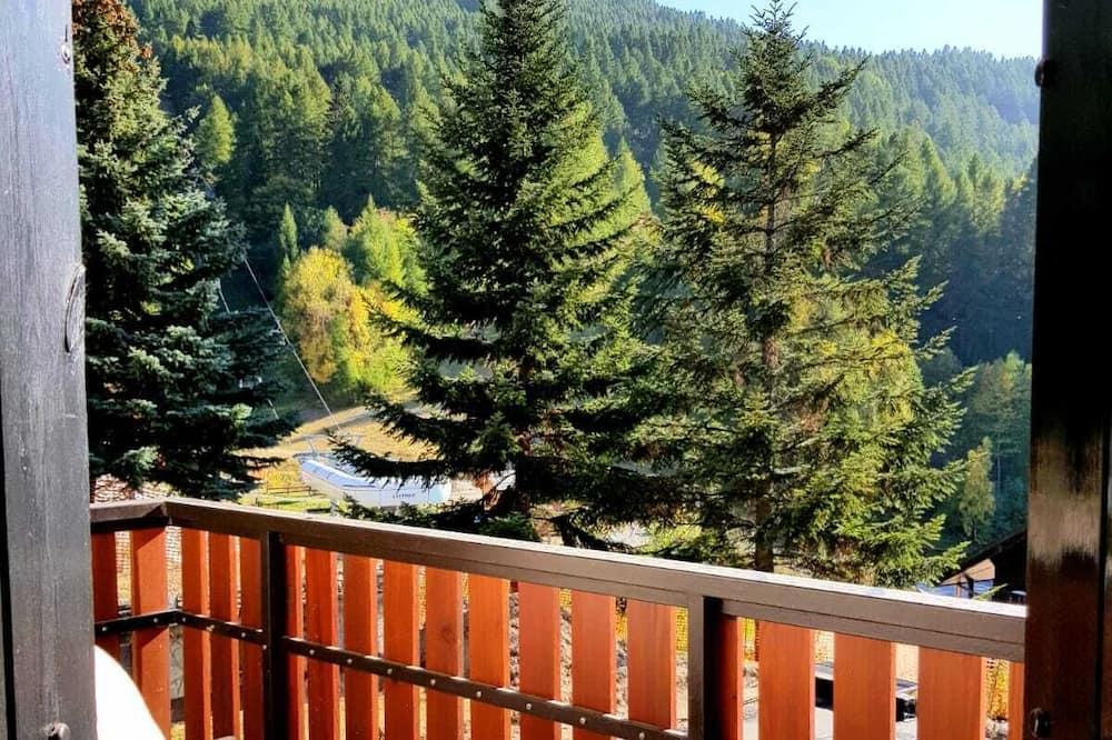 Appartement, 2 chambres, vue montagne - Balcon