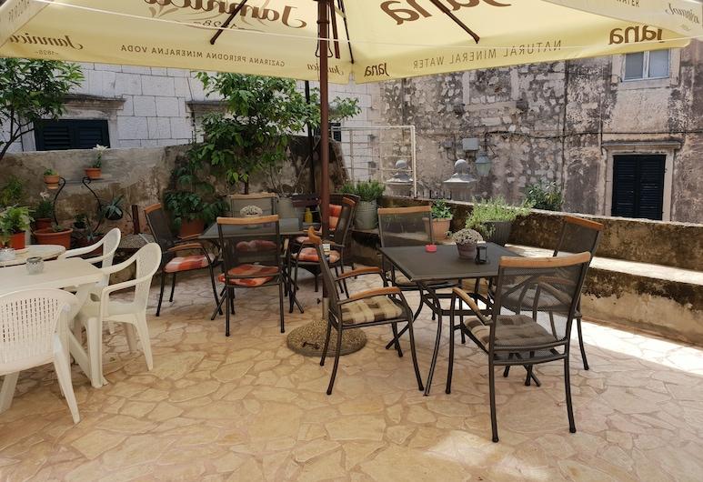 Rooms Placeta, Dubrovnik, Terraço/pátio