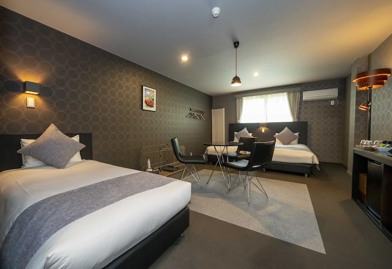 SORA Hotel KARUIZAWA Outlet, Karuizawa, Trojlôžková izba typu Basic, nefajčiarska izba, Hosťovská izba