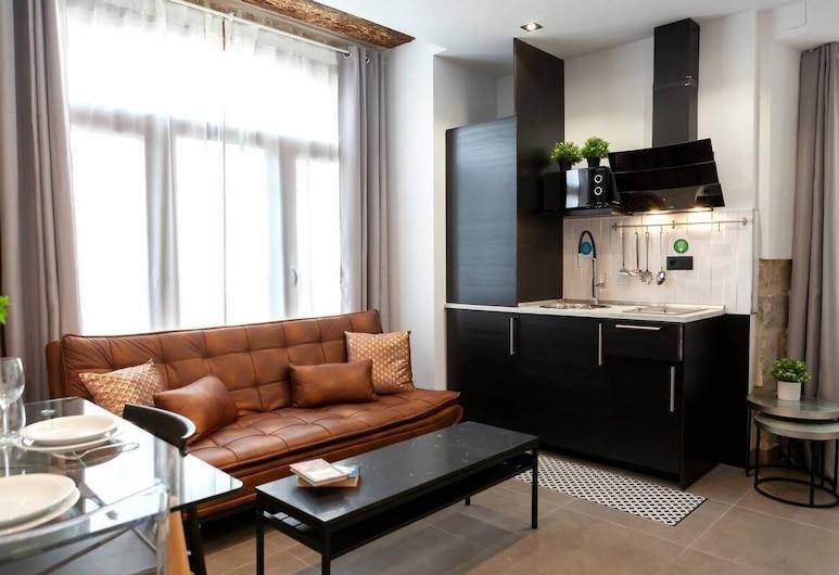 VÍTORES Boutique Apartamentos, Ubeda, Apartmán, Obývacie priestory