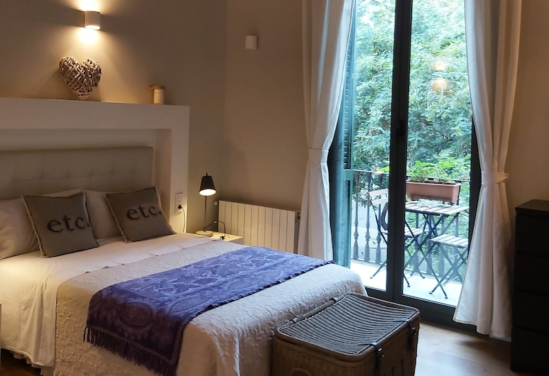 One&Only, Barcelona, Double Room (Claudia), Guest Room