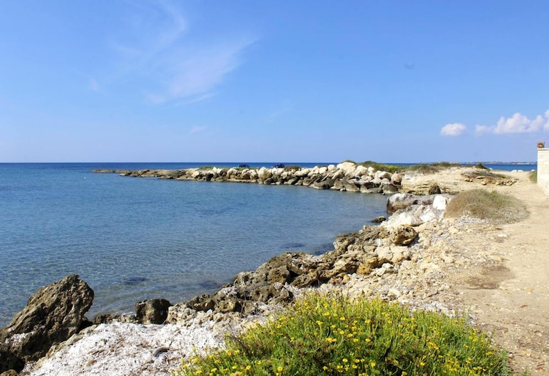 Apartment With 3 Bedrooms in Pachino, With Furnished Terrace - 40 m From the Beach, Πατσίνο, Παραλία