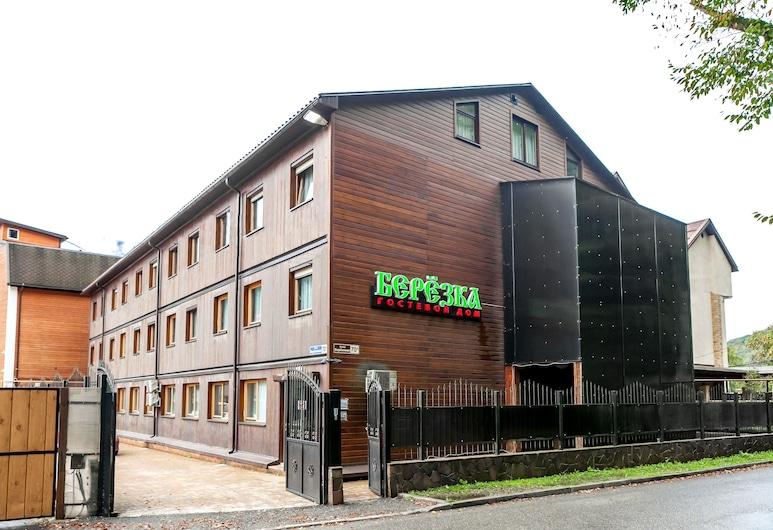 Гостиница «Березка», Красная Поляна