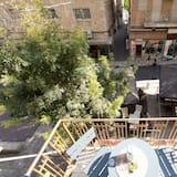 Διαμέρισμα, 1 Υπνοδωμάτιο, Μπαλκόνι, Θέα στην Πόλη - Μπαλκόνι