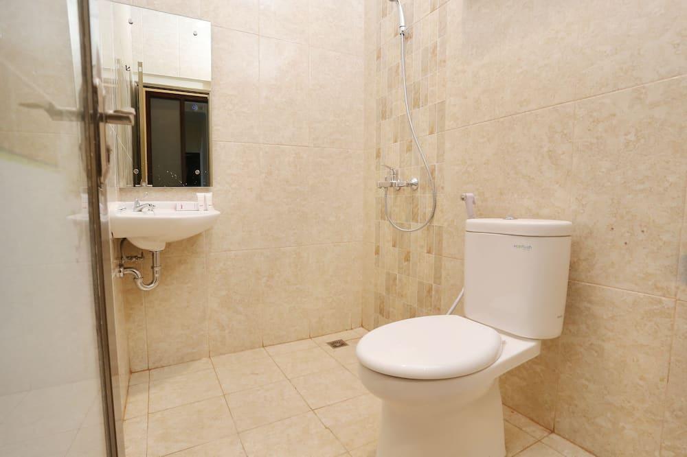 Phòng 2 giường đơn Deluxe - Phòng tắm
