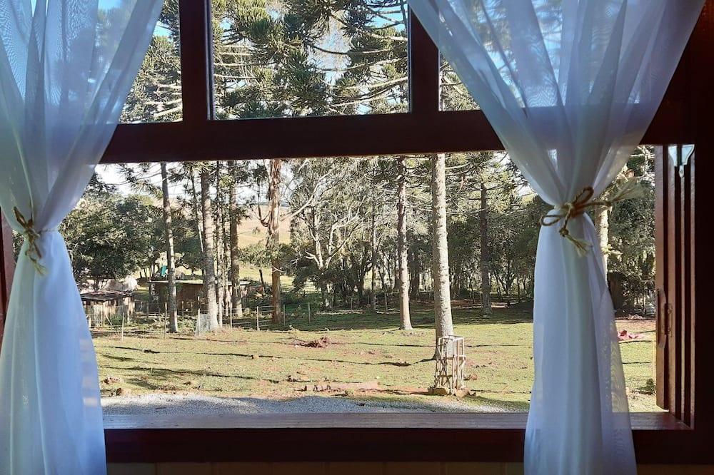 Chalet - Ausblick vom Zimmer