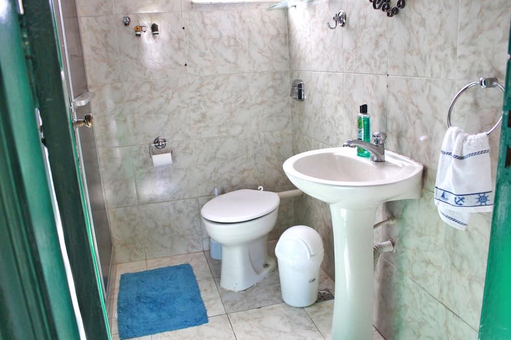 Basic Κρεβάτι Ξενώνα (Saquarema) - Μπάνιο