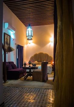 Foto del Riad Sahraui en Fez