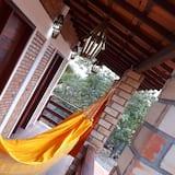 Chata - Balkón