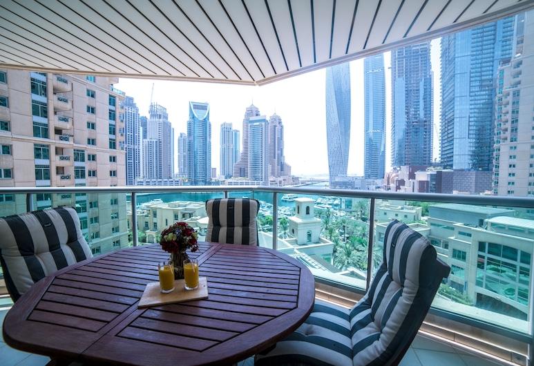 Vacation bay Mesk Tower, Dubai, Apartment, Balcony